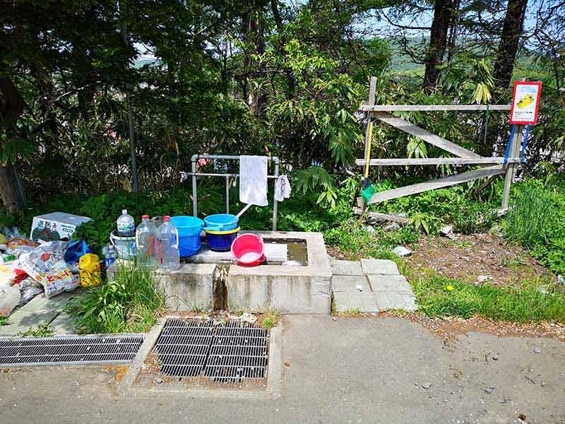 小樽市営 長橋墓地