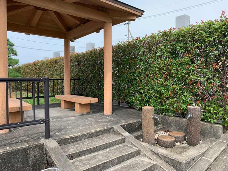 富山市営 速星墓地公園