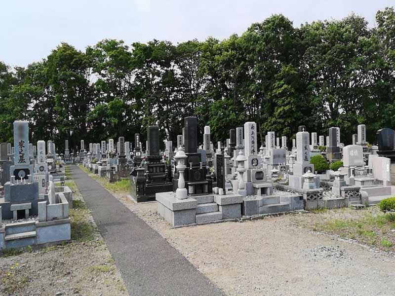 千歳市末広第1霊園