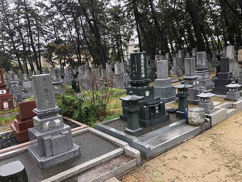 白山市営 美川墓地公苑
