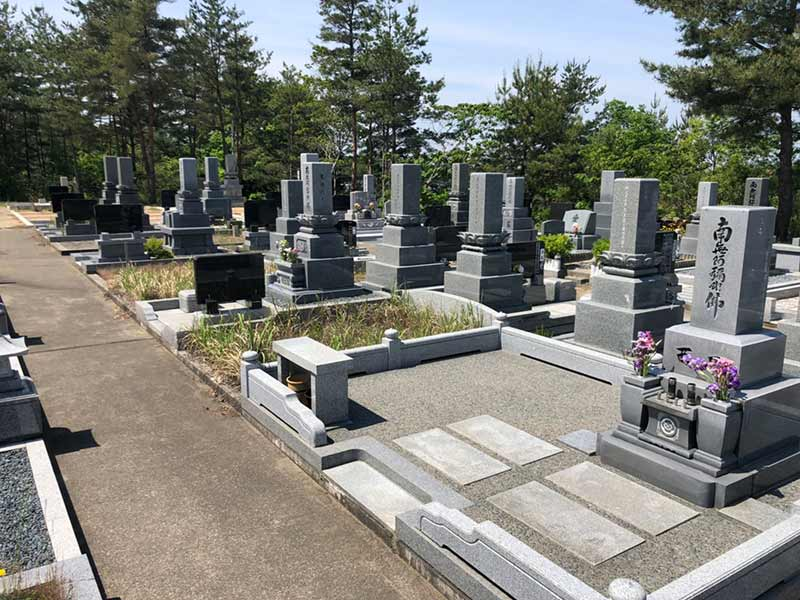 能美市営 泉台墓園
