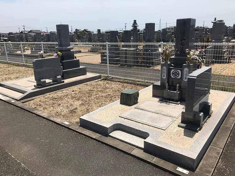 倉敷市営 鶴新田公園墓地