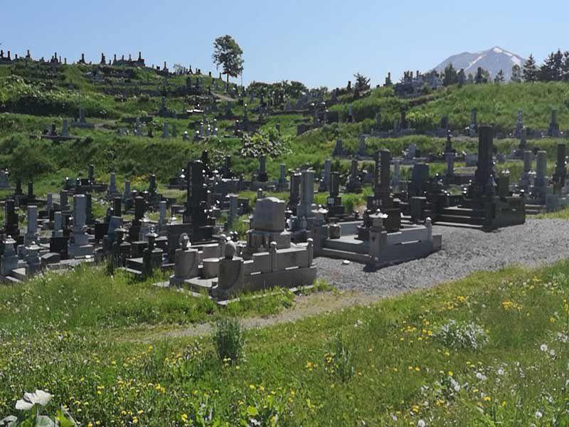 旭ヶ丘霊園共同墓地