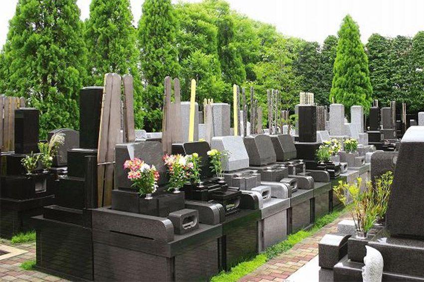 恵光メモリアル新宿浄苑の一般墓地