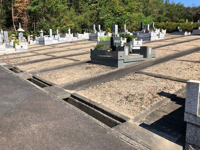 五色園墓地の空き区画