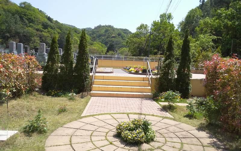 阪南小川渓メモリーズパーク 園内風景