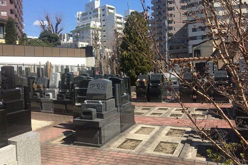 恵光メモリアル新宿浄苑 墓地