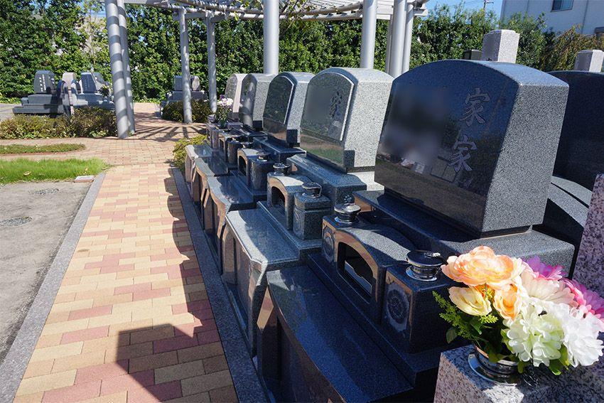 世田谷やすらぎ墓苑の一般墓所