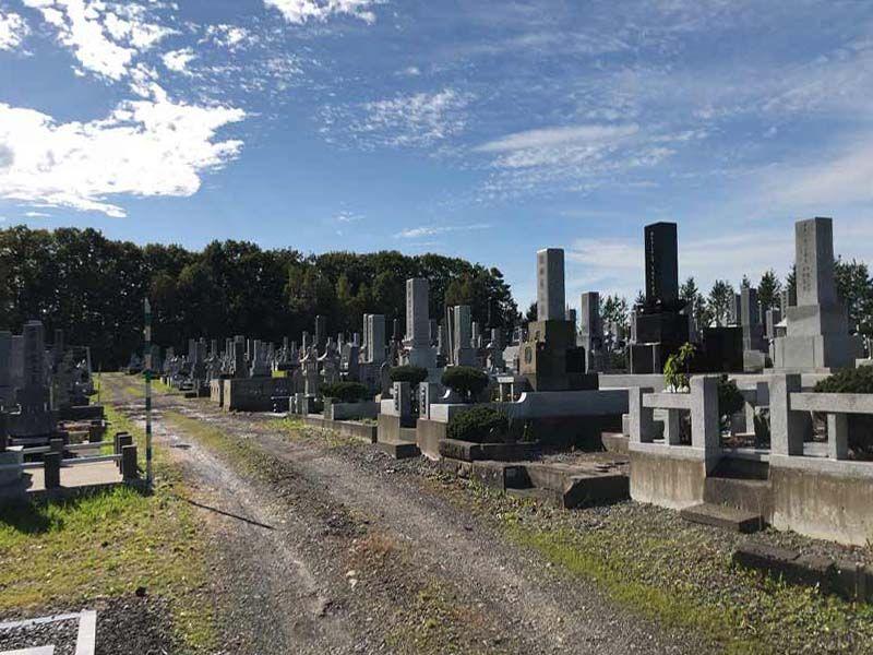 紋別市営 渚滑墓地