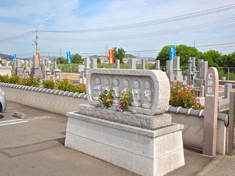 オアシス墓苑 玉島(永代供養墓)