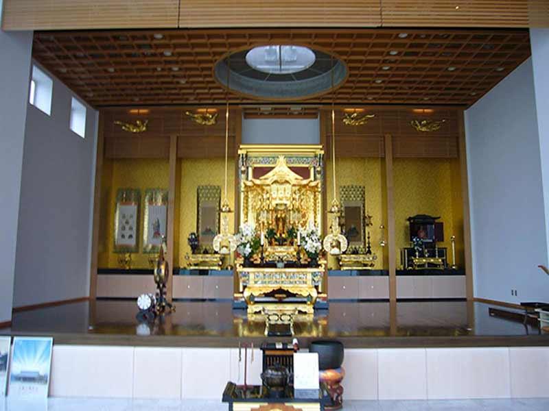 麻布山 泉明寺