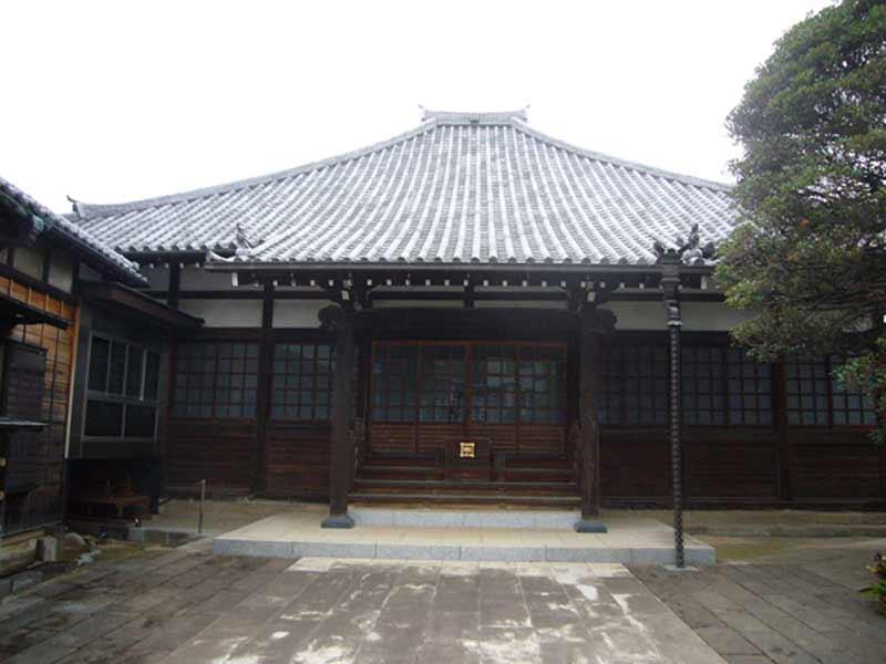 日蓮宗 本伝寺
