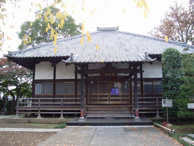 相頓寺墓苑 本堂外観