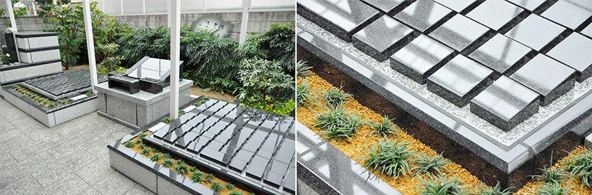 川口元郷聖地の樹木葬