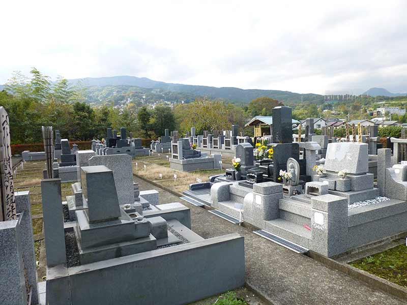 満蔵院 一般墓所