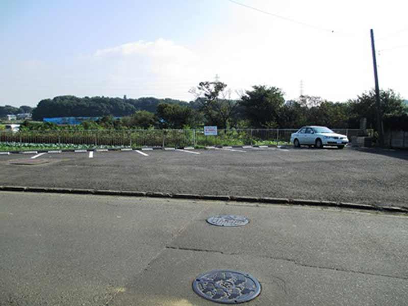 東勝寺 駐車スペース