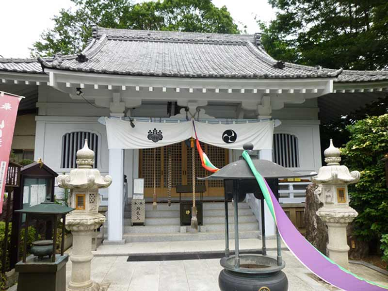福泉寺 美しい本堂