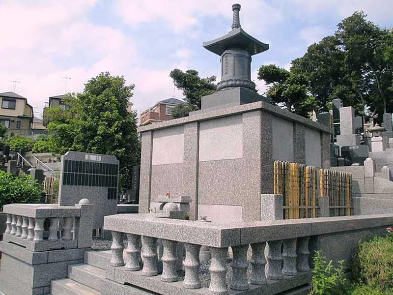 信法寺 永代供養墓
