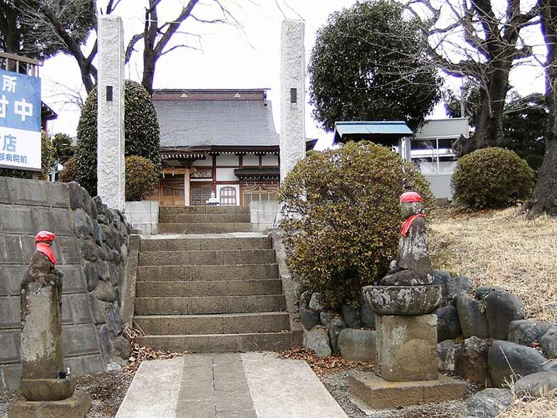 養徳寺 本堂へ通ずる入口