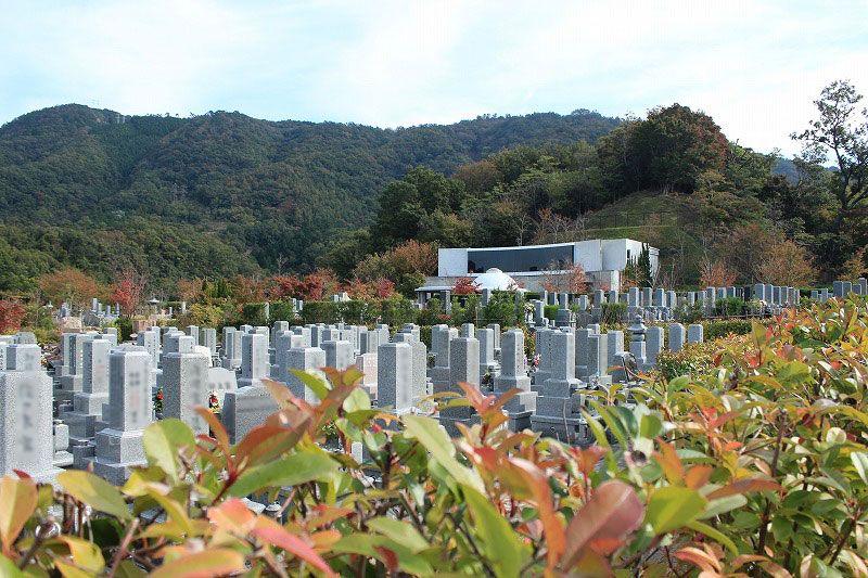 北摂池田メモリアルパークの園内風景②