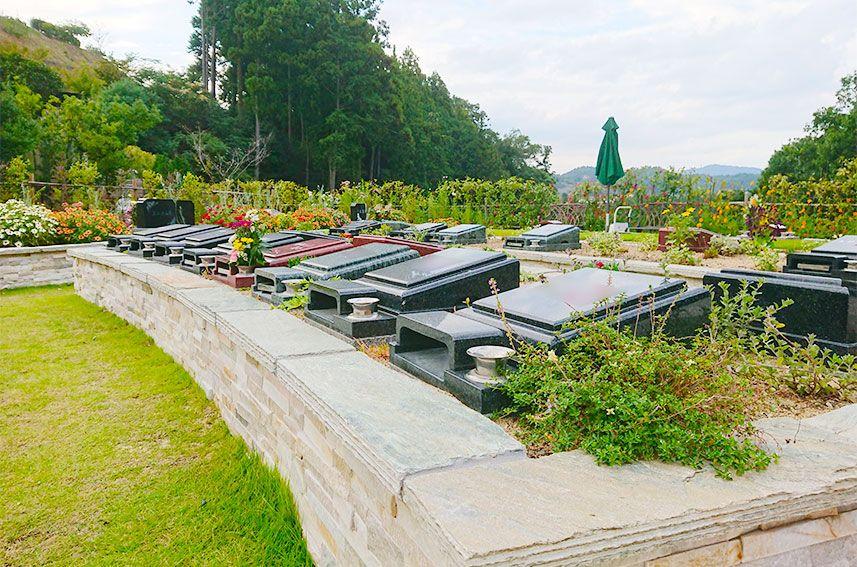 北摂池田メモリアルパークの樹木葬「スピカ」