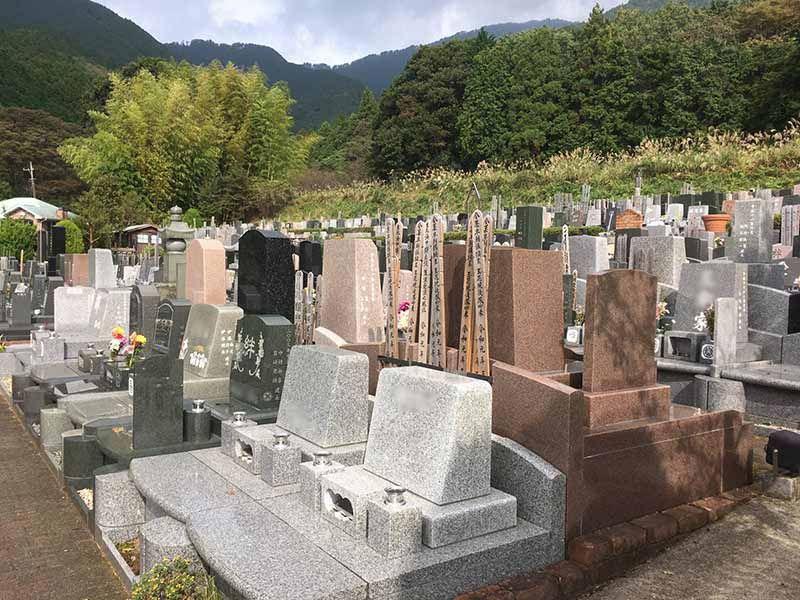 メモワール秦野 日当たりのよい墓域