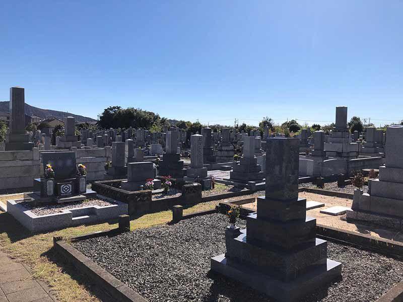 豊橋市営 飯村墓地