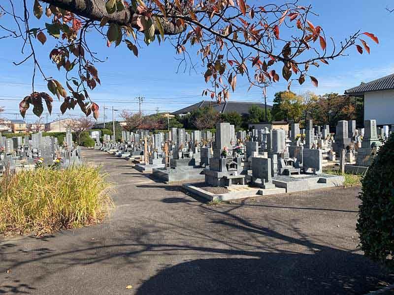刈谷市営 青山斎園墓園
