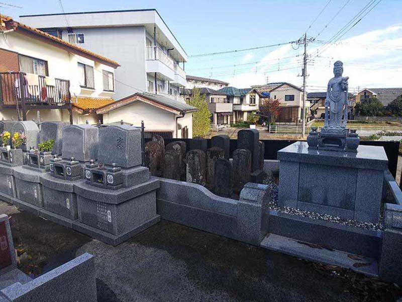 大岡自由墓地(大岡共同墓地)