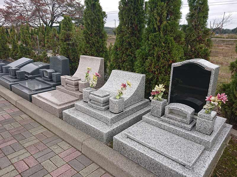 フジパーク霊園 見附 墓石は選べる一般墓