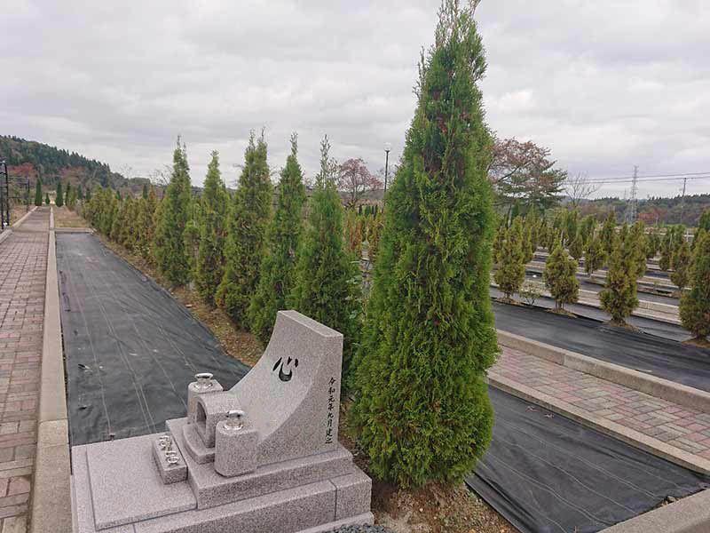 フジパーク霊園 見附 代々引き継がれていく一般墓域