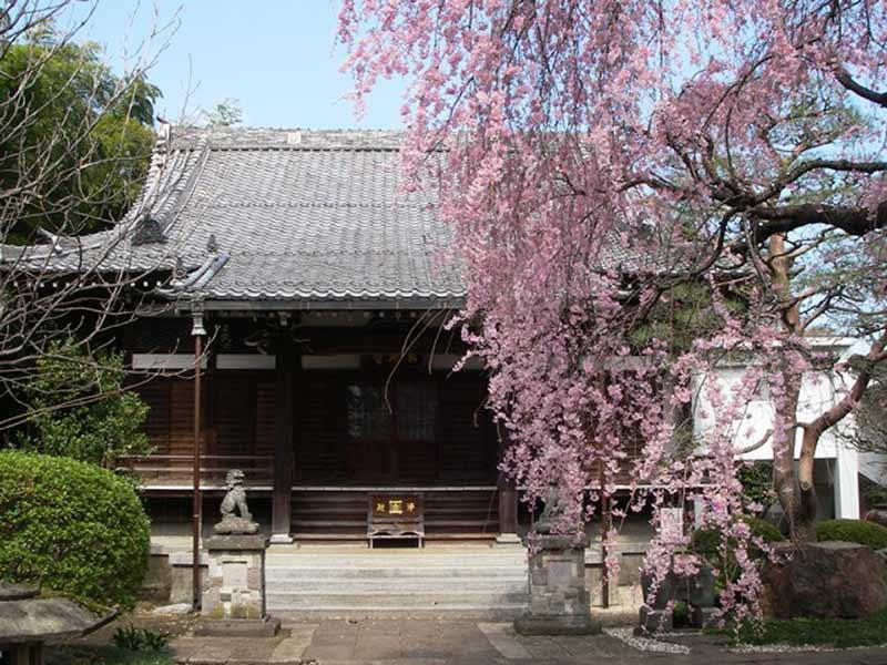 常徳山 玄照寺