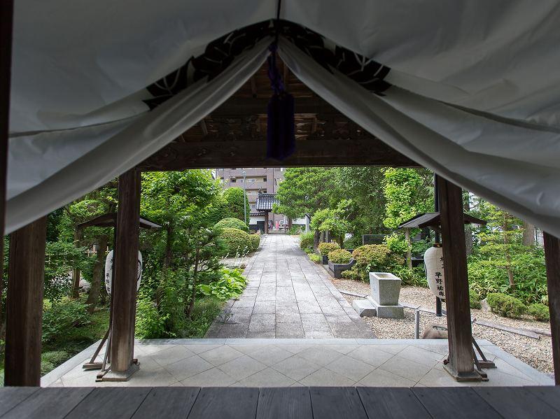 徳玄寺 盛岡庭苑