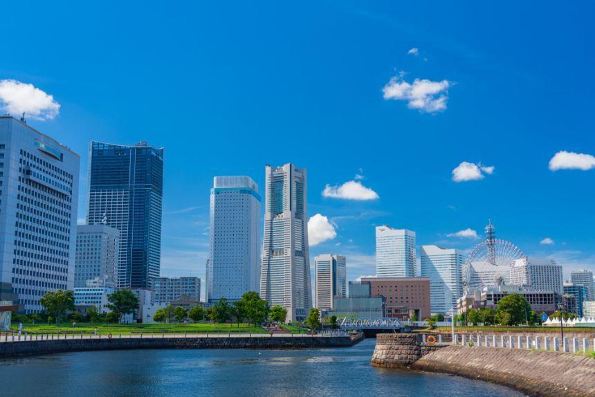 神奈川県 横浜市の風景