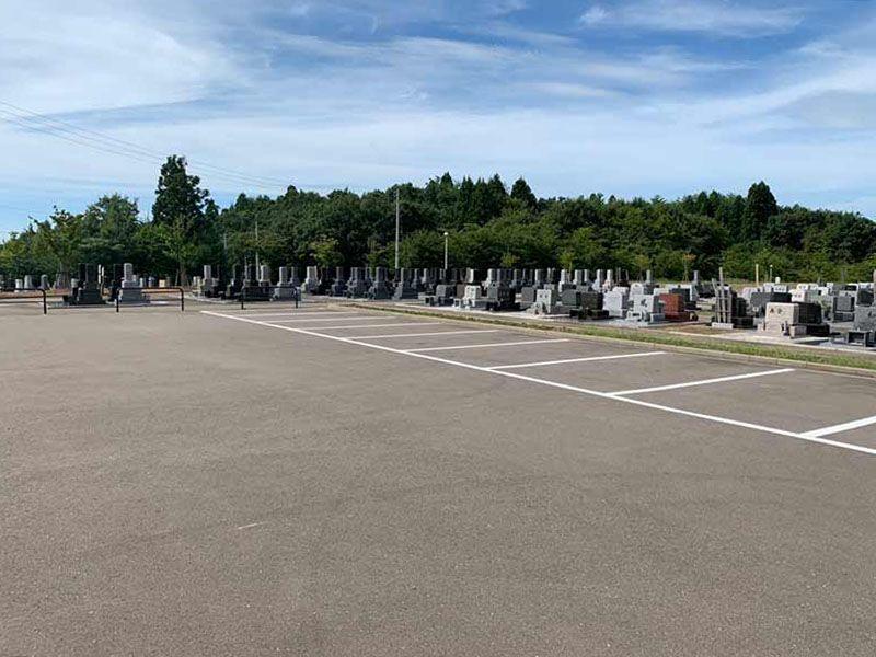 長岡市墓園