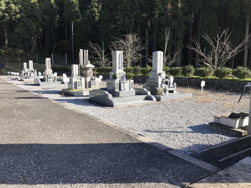 長浜市営 高月きたひら公園墓地