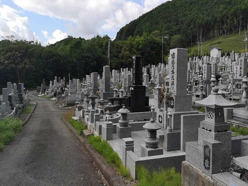 豊浦町営 東雲町墓地