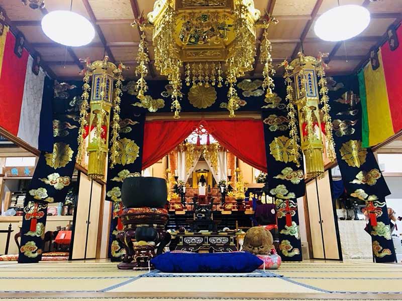 靖國寺 のうこつぼ