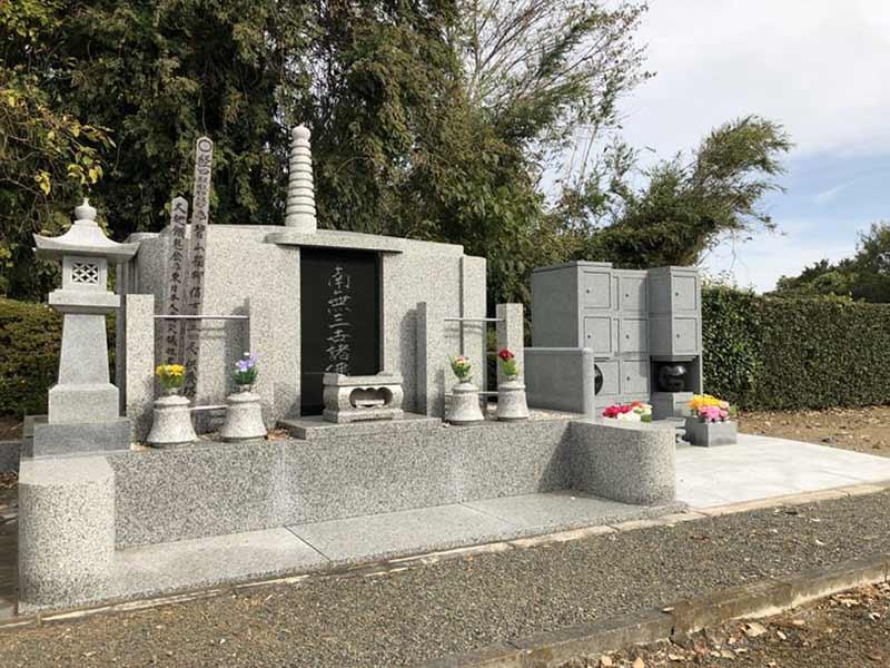 慶林寺 のうこつぼ 永代供養墓