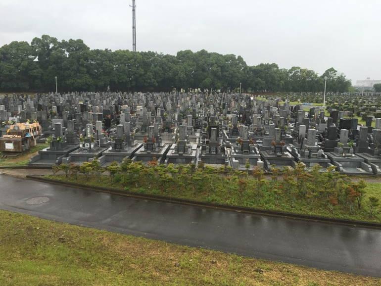 浜松市営 三方原墓園