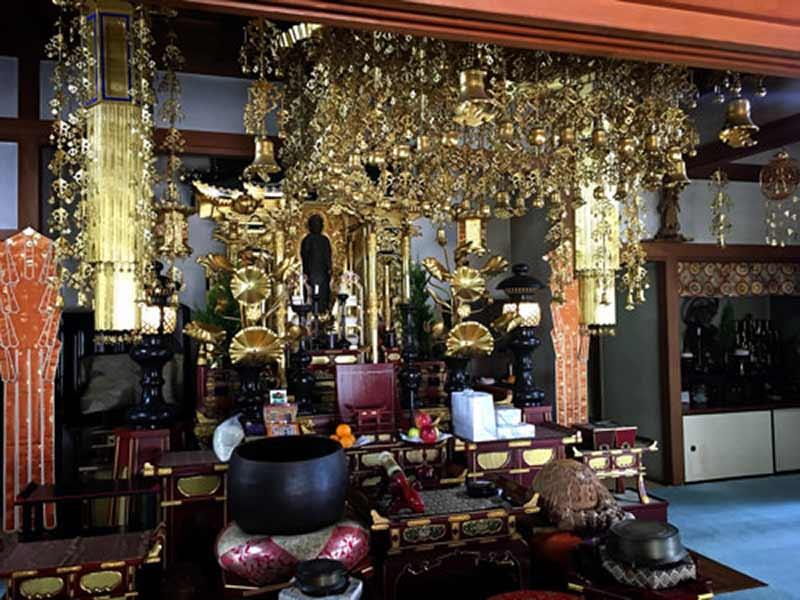 正覚寺 のうこつぼ