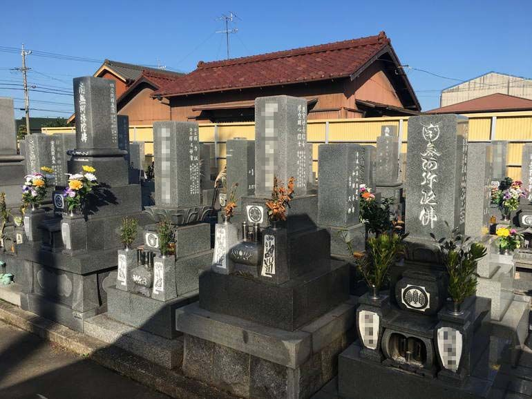 碧南市営 明石墓園