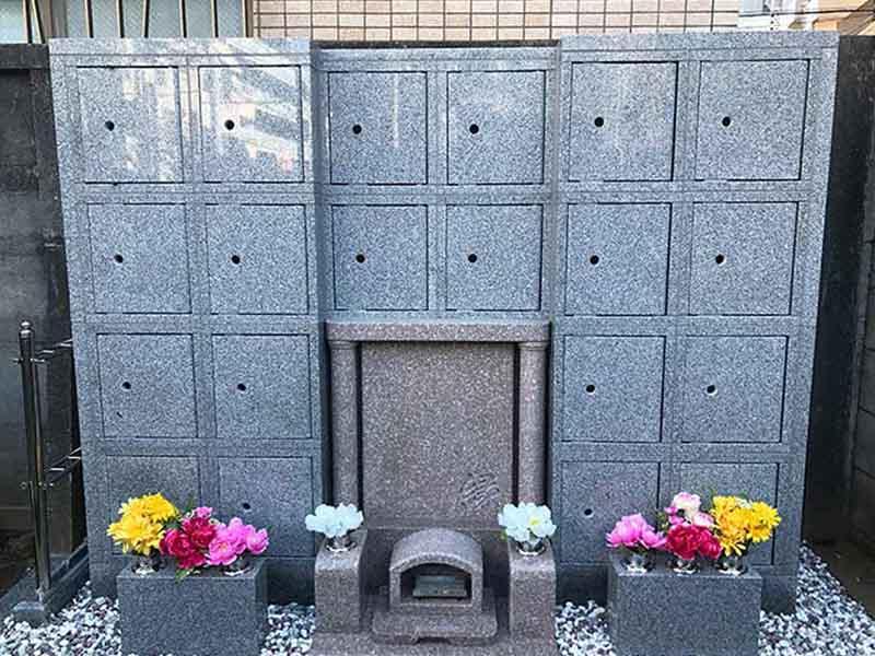 宗源寺 のうこつぼ