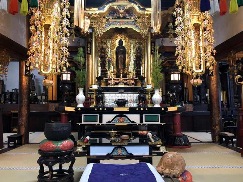 実相寺 のうこつぼ
