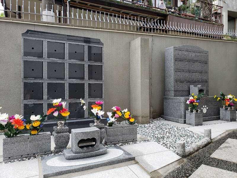 浄福寺 のうこつぼ