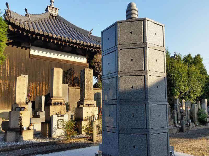 蓮花寺 のうこつぼ