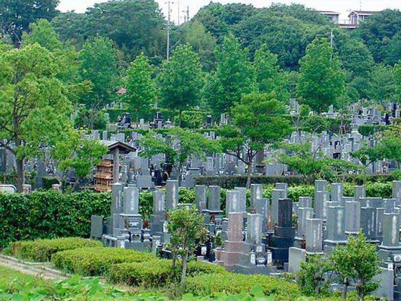 名古屋市営 みどりが丘公園墓地