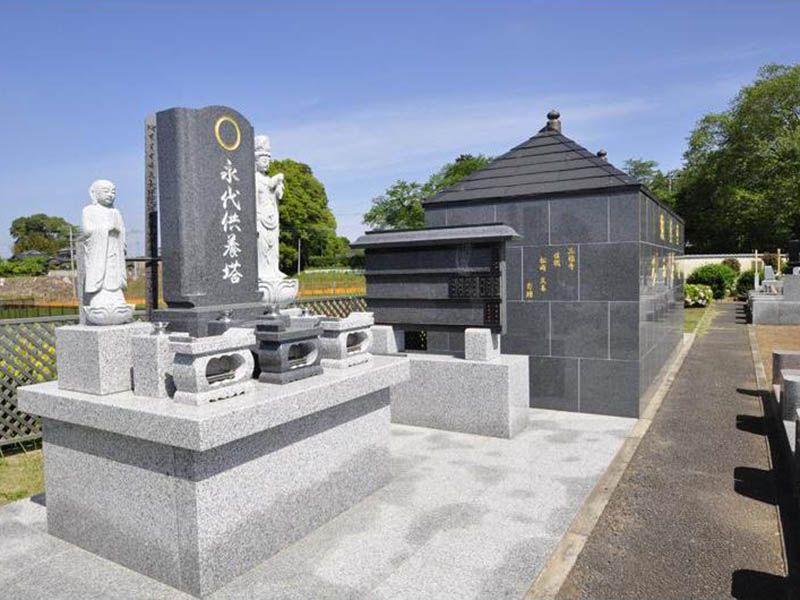 谷和原御廟霊園 永代供養墓