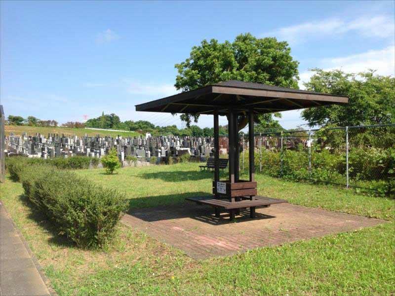 東海村公園墓地 須和間霊園