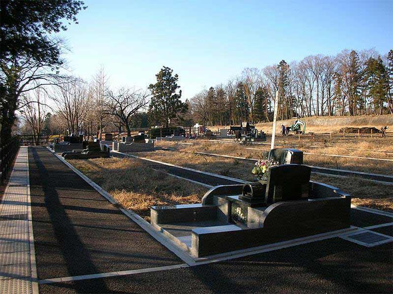前橋市嶺公園墓地